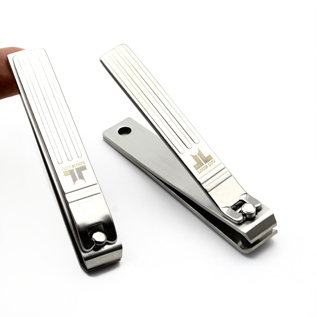 Stainless Steel Straight Edges Nail Clipper