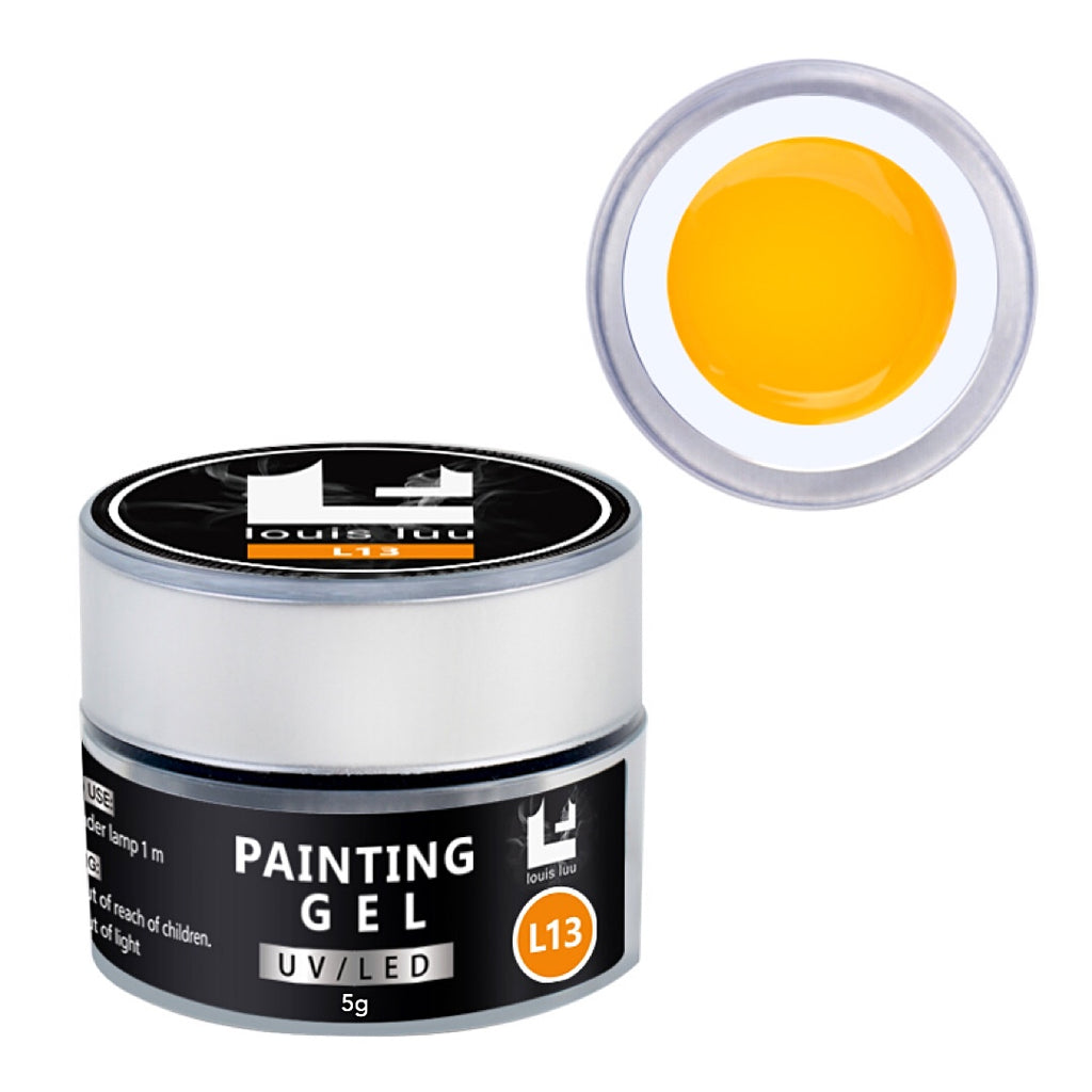 Spring Gel Paint Collection (Set Of 10)