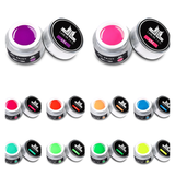 Neon Gel Paint Collection (Set Of 10)