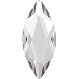 Swarovski 2201 Marquise Flat Back Crystal 8X3MM - 12 PCS