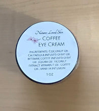 Load image into Gallery viewer, Coffee Eye Cream