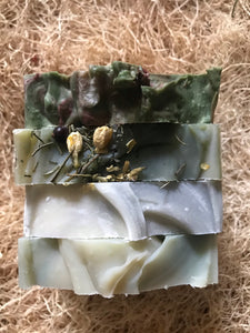 Winter Soap Collection