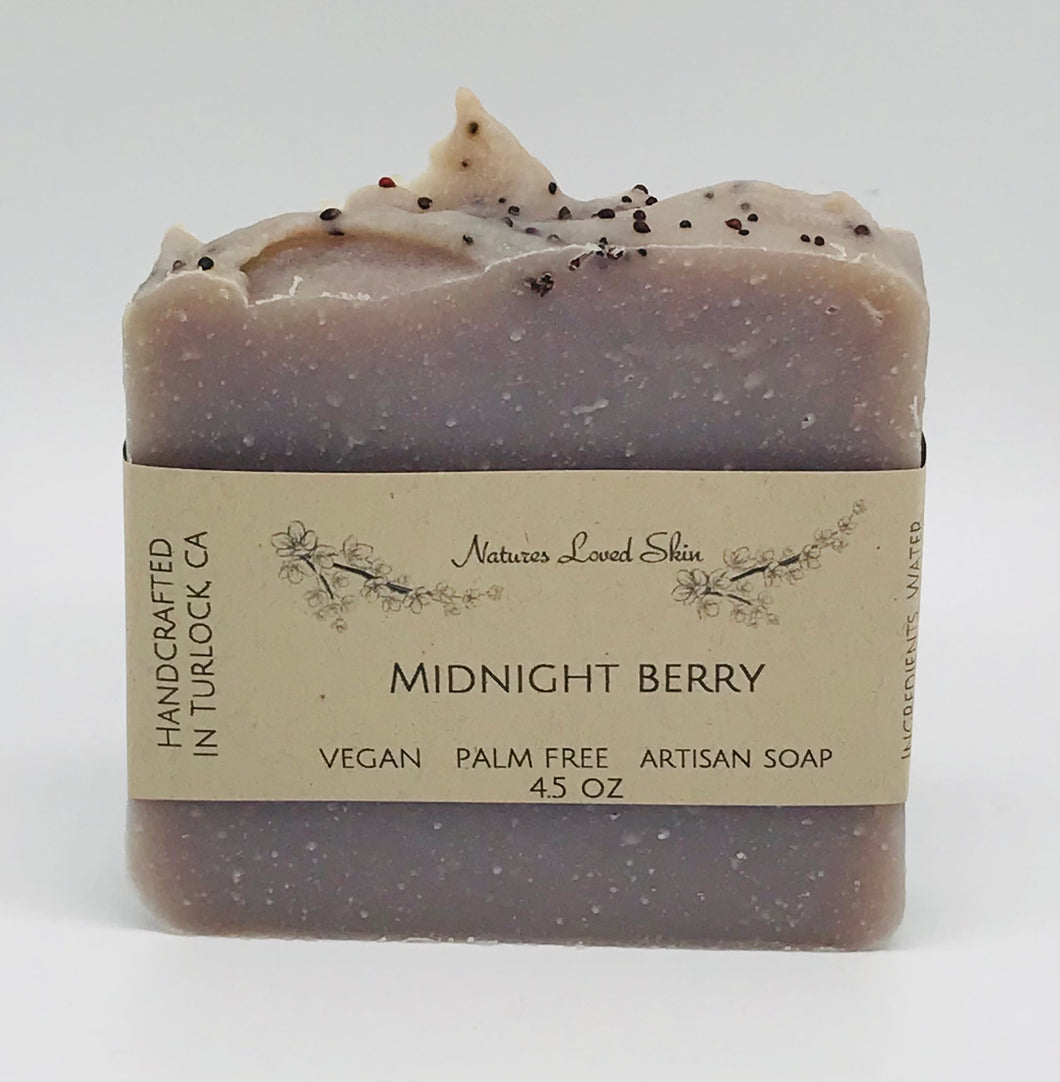 Midnight Berry Soap