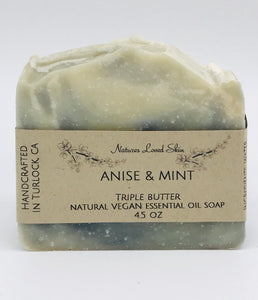 Anise & Mint Soap