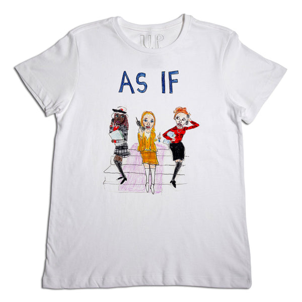 As If Men's T-Shirt