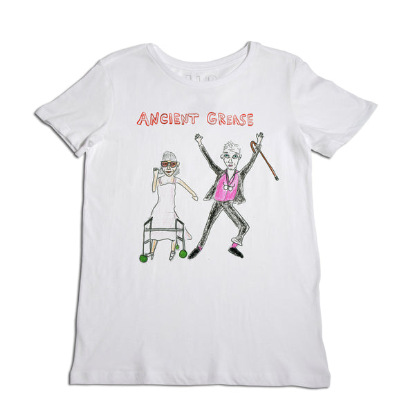 Ancient Grease Women's T-Shirt