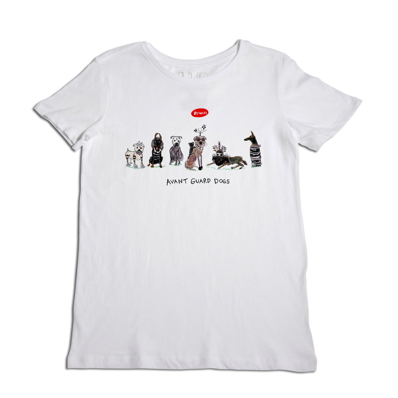 Avant Guard Dogs Women's T-Shirt