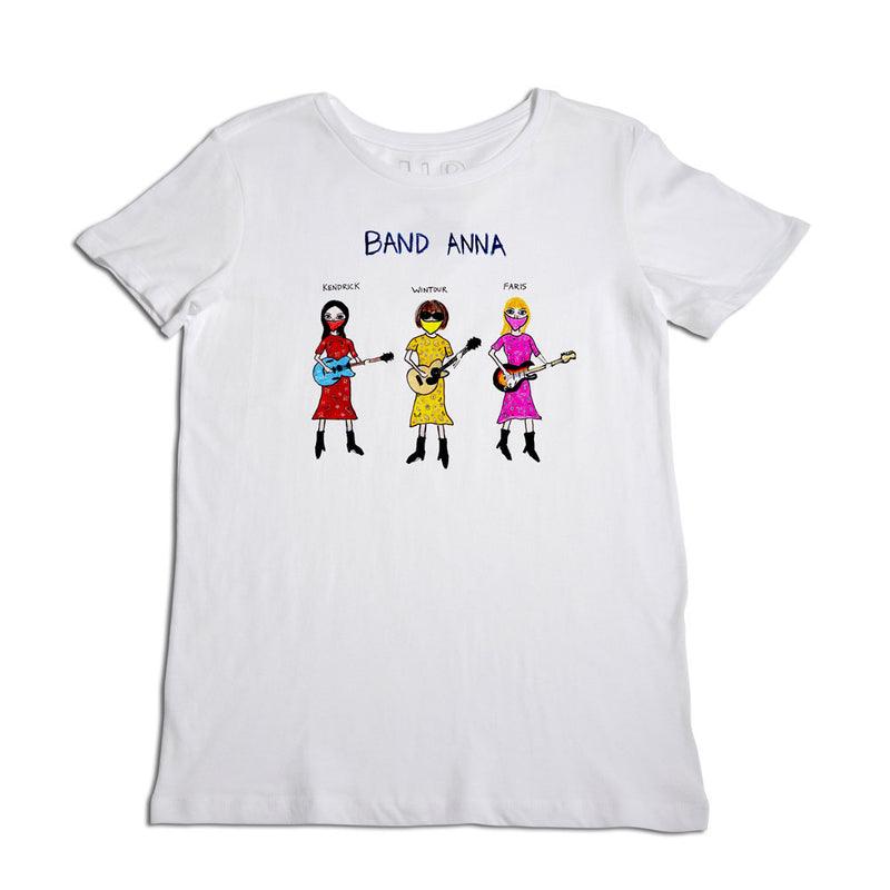 Band Anna Women's T-Shirt