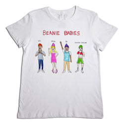 Beanie Babies Men's T-Shirt