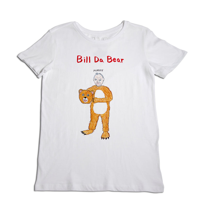 Bill Da Bear Women's T-Shirt
