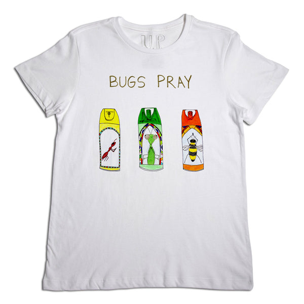 Bugs Pray Men's T-Shirt