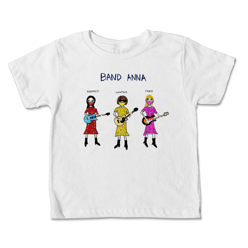 Band Anna Infant's T-Shirt