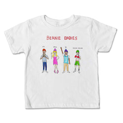Beanie Babies Infant's T-Shirt