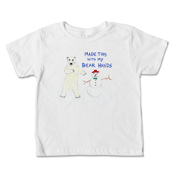Bear Hands Infant's T-Shirt