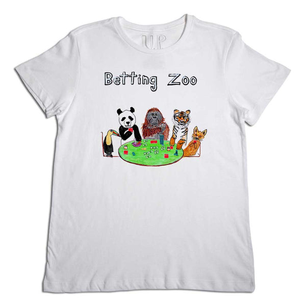 Betting Zoo Men's T-Shirt