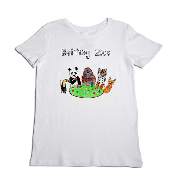 Betting Zoo Women's T-Shirt
