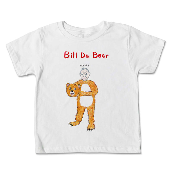Bill Da Bear Infant's T-Shirt