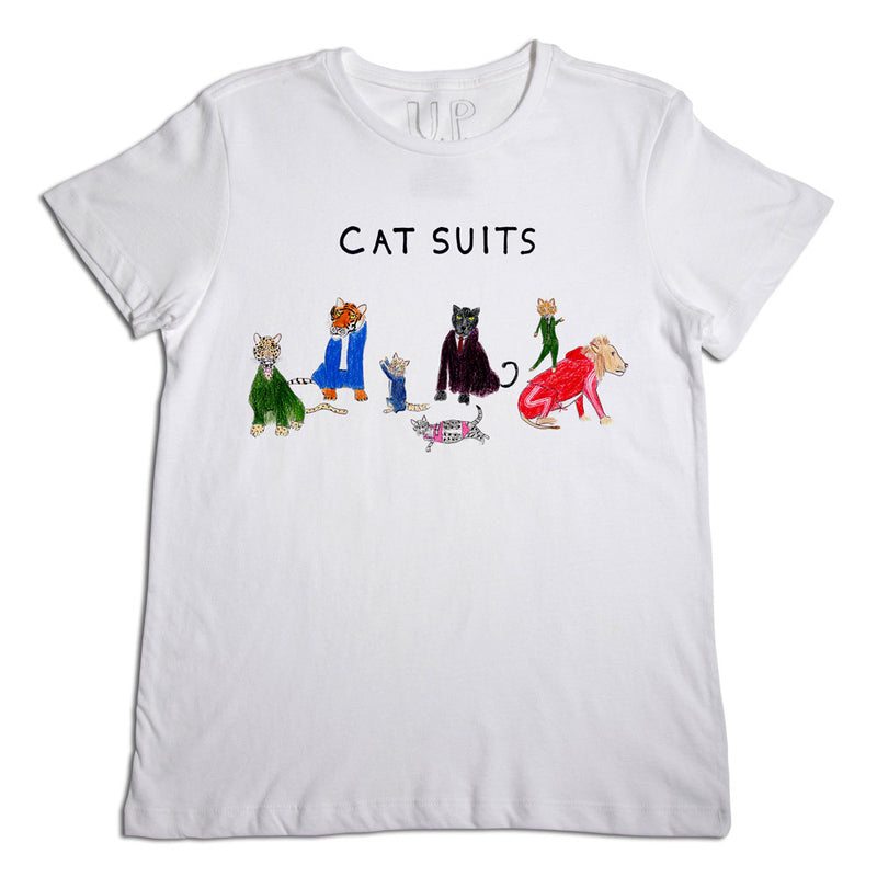 Cat Suits Men's T-Shirt