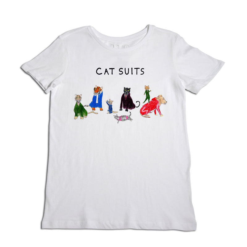 Cat Suits Women's T-Shirt