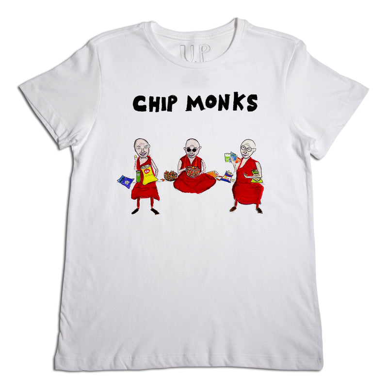 Chip Monks Men's T-Shirt