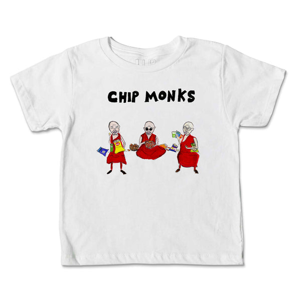 Chip Monks Infant's T-Shirt