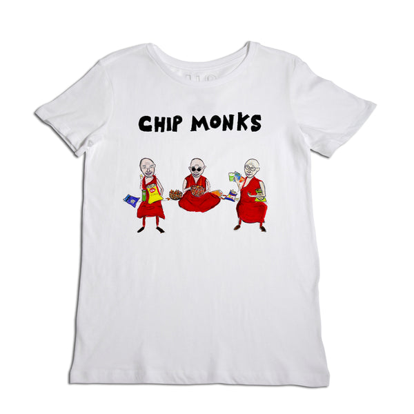 Chip Monks Women's T-Shirt