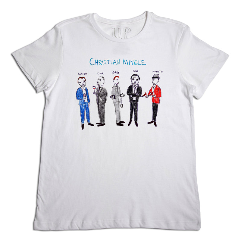 Christian Mingle Men's T-Shirt