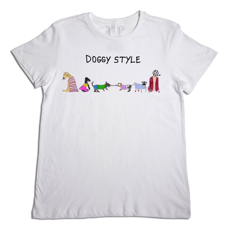 Doggy Style Men's T-Shirt