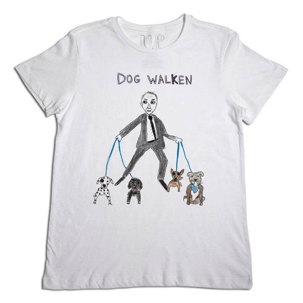 Dog Walken Men's T-Shirt