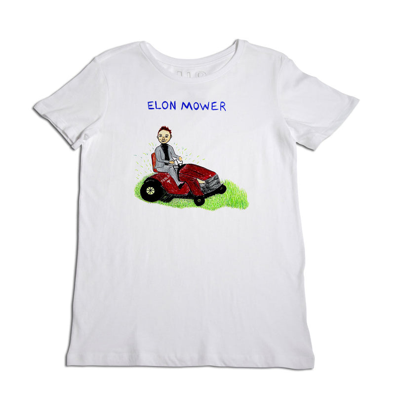 Elon Mower Women's T-Shirt
