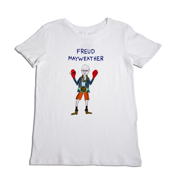 Freud Mayweather Women's T-Shirt