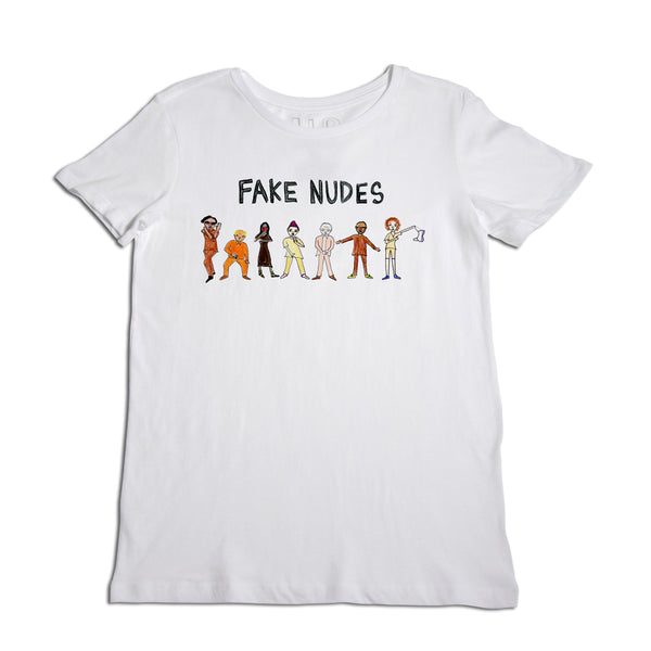 Fake Nudes Women's T-Shirt