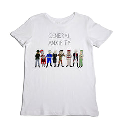 General Anxiety Women's T-Shirt