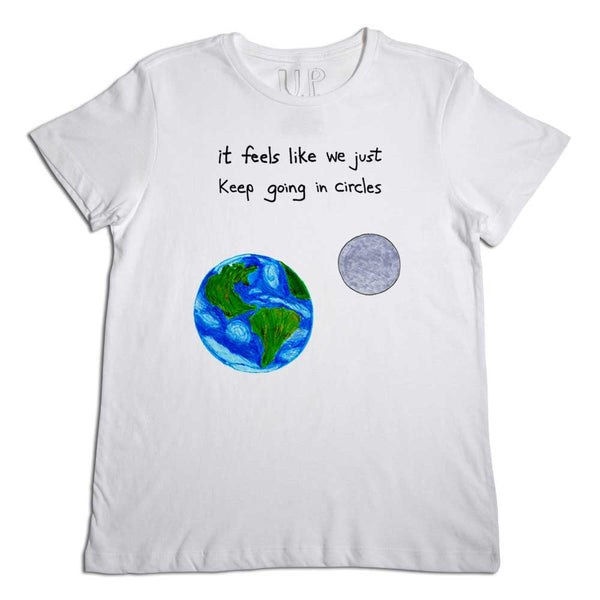 Going in Circles Men's T-Shirt