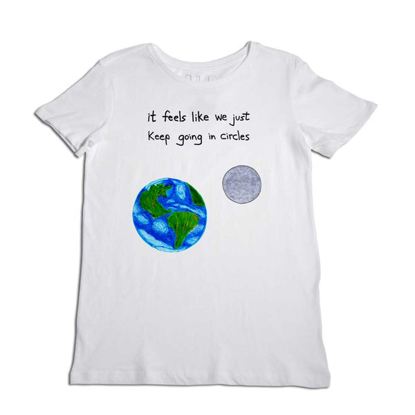Going in Circles Women's T-Shirt