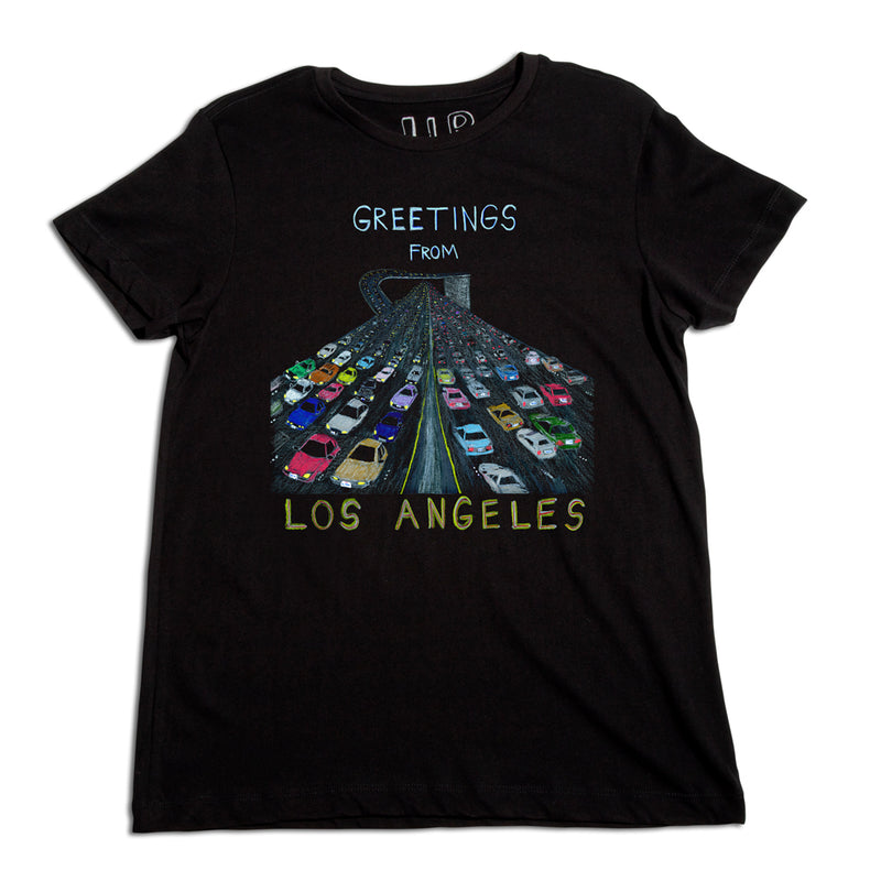 Greetings from LA Men's T-Shirt