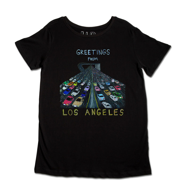 Greetings from LA Women's T-Shirt