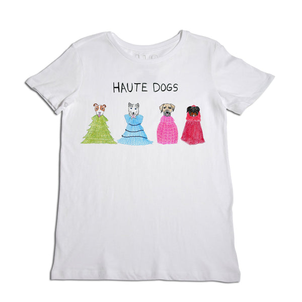 Haute Dogs Women's T-Shirt