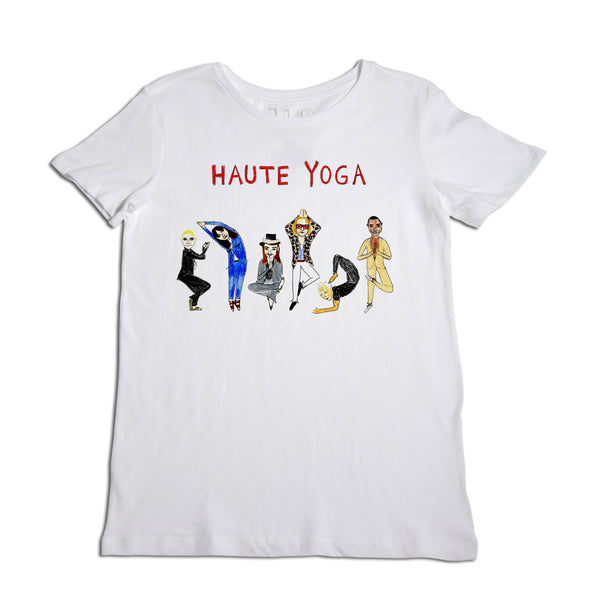 Haute Yoga Women's T-Shirt