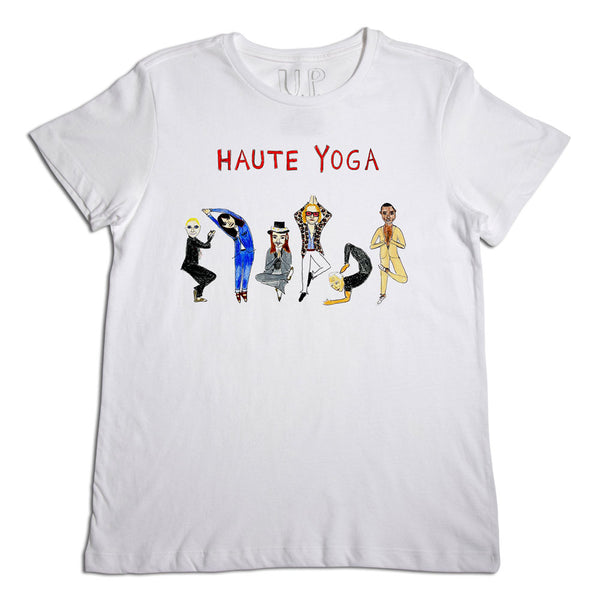 Haute Yoga Men's T-Shirt