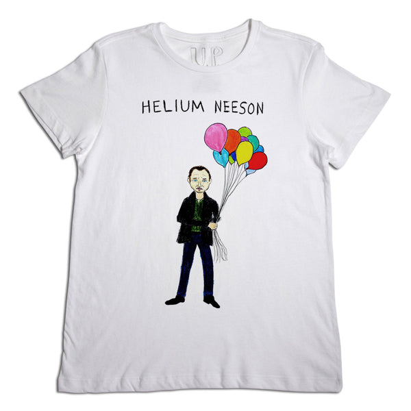 Helium Neeson Men's T-Shirt