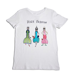 High Fashion Women's T-Shirt