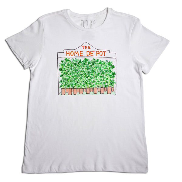 The Home De' Pot Men's T-Shirt