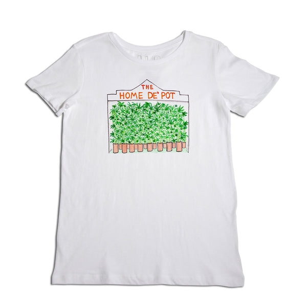 The Home De' Pot Women's T-Shirt