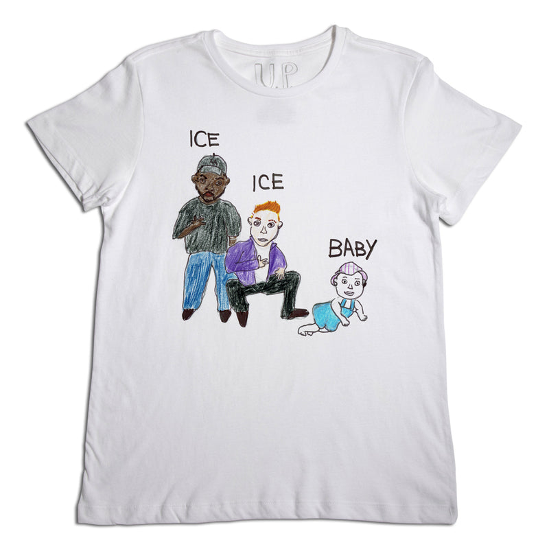 Ice Ice Baby Men's T-Shirt