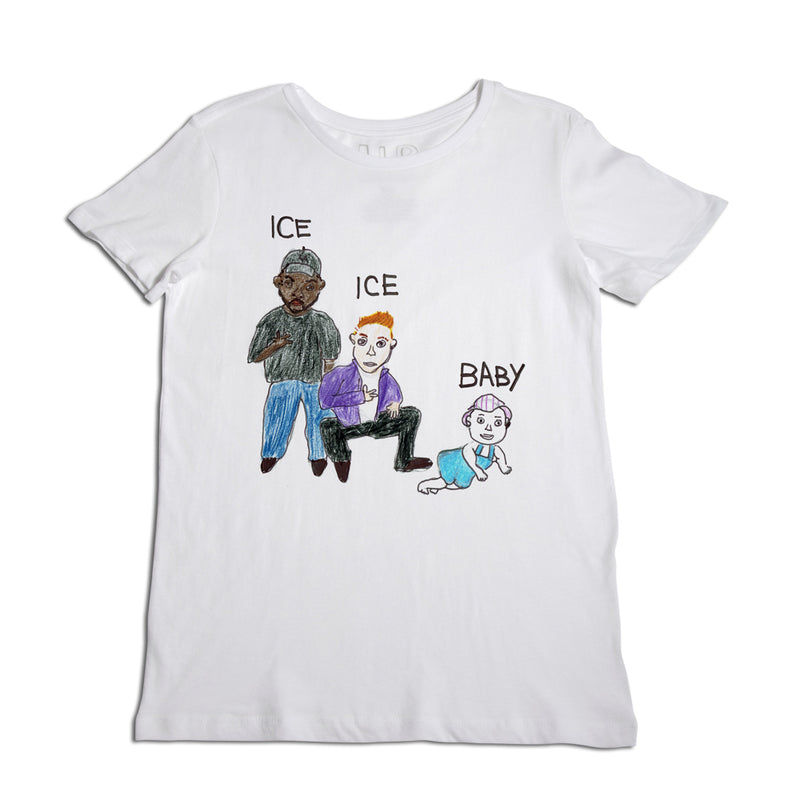 Ice Ice Baby Women's T-Shirt