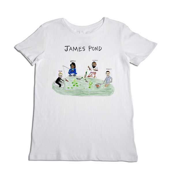 James Pond Women's T-Shirt