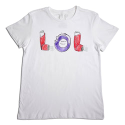 LOL Asthma Men's T-Shirt