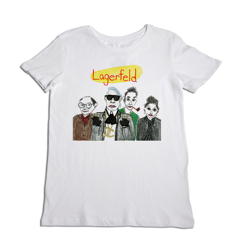 Lagerfeld Women's T-Shirt