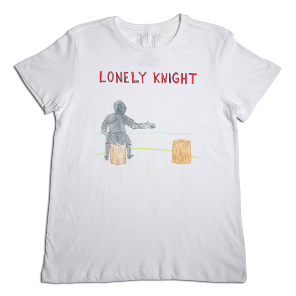 Lonely Knight Men's T-Shirt